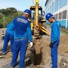 Semae inicia obras de sistema de esgotamento sanitário no Distrito de Sabaúna