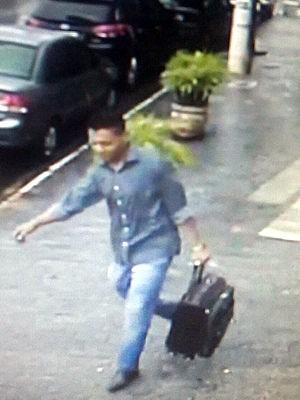 Ladrões se passaram por clientes e roubaram R$ 1 milhão de apartamento (Foto: Assessoria/Polícia Civil de MT)