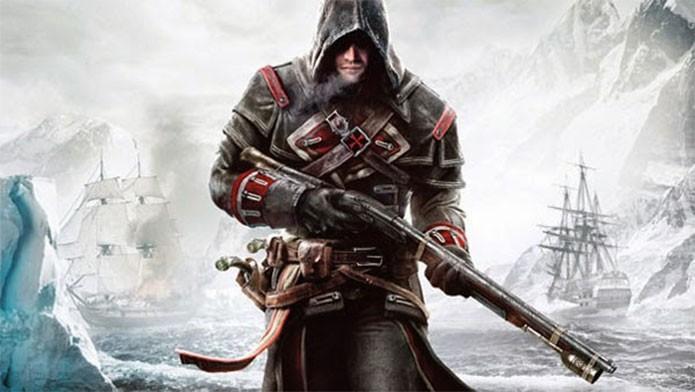 Shay em Assassins Creed Rogue (Foto: Divulgação)