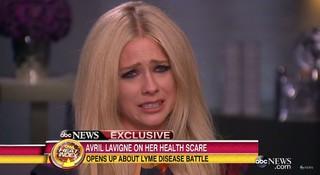 Avril Lavigne (Foto: Youtube / Reprodução)