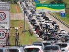 Rodovias estaduais do Vale devem receber 236 mil veículos no feriado
