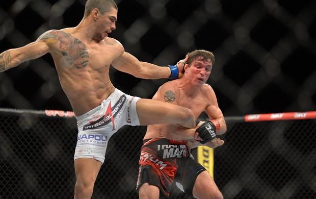 UFC Rio 5, Darren x Lucas Mineiro (Foto: André Durão / Globoesporte.com)