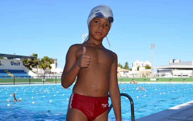 Matheus é o mais novo da equipe Agitação (Foto: Felipe Martins/GLOBOESPORTE.COM)