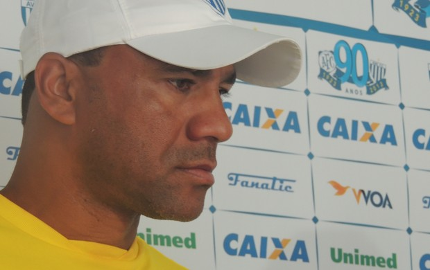 Sérgio Soares, técnico do Avaí (Foto: Paulo Evangelista)