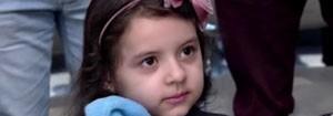 Pequena Alice fez sucesso ao criar novos nomes para os personagens da 'Turma da Mônica' (Reprodução TV)