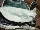 Adolescente de 16 anos morre após batida entre carro e moto em rodovia