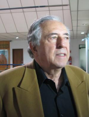 Jaime Franco - secretário executivo do comitê paulista da Copa do Mundo (Foto: Rafaela Gonçalves / GLOBOESPORTE.COM)