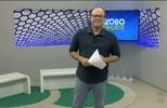 Globo Esporte CG: confira o programa desta quarta-feira com Marcos Vasconcelos