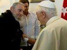 Papa retorna à Itália após visita a México e Cuba