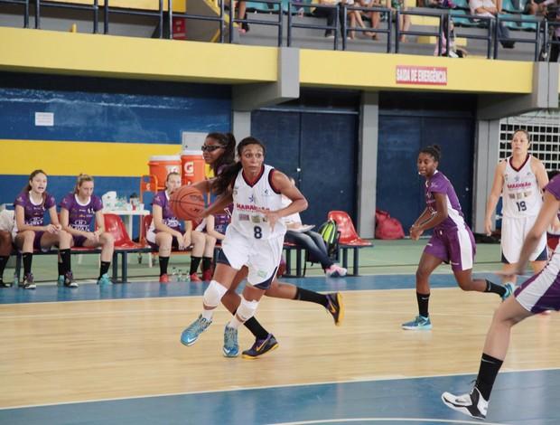 Maranhão x Jaraguá basquete (Foto: Divulgação/LBF)