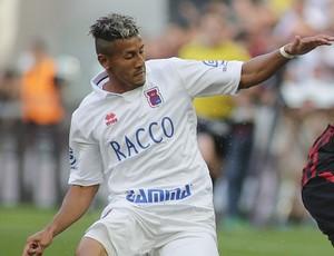 Valber Walter Paraná Atlético-PR (Foto: Giuliano Gomes/ Agência PR PRESS)