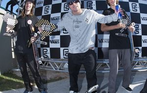 Pedro Barros vence etapa de Florianópolis do Circuito Mundial de Skate Park