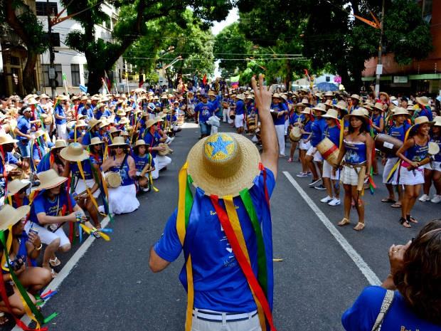Arraial do Pavulagem conduz cerca de 20 mil pessoas durante a quadra junina em Belém. (Foto: Divulgação/Instituto Arraial do Pavulagem)