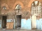 Vândalos depredam prédio tombado pelo Patrimônio Histórico no MA