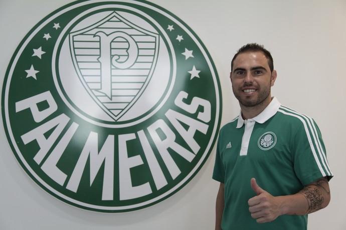 Bruno César Palmeiras (Foto: Divulgação / Palmeiras)