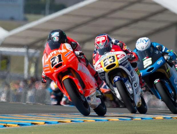 Pecco Bagnaia Le Mans 1  Mundomoto