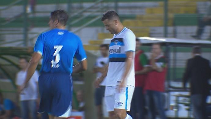 avaí x grêmio primeira liga arena condá (Foto: Reprodução / Sportv)