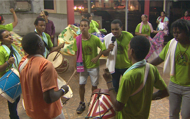 Quatro grupos devem participar do Ciclo do Marabaixo 2016 no Amapá (Foto: Bom Dia Amazônia)