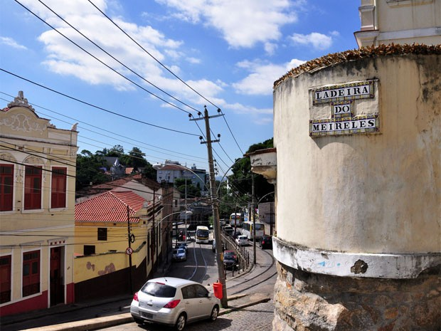 A arquitetura de Santa Teresa é um dos atrativos de turistas e cariocas para o bairro. (Foto: Alexandre Macieira/ Divulgação Riotur)