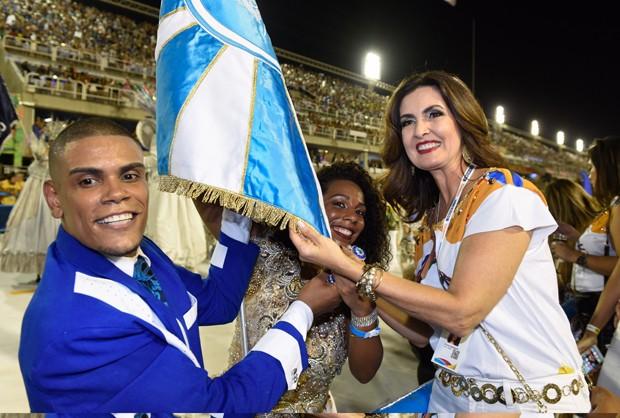 Fátima Bernardes (Foto: Selmy Yassuda/ Ed. Globo              )