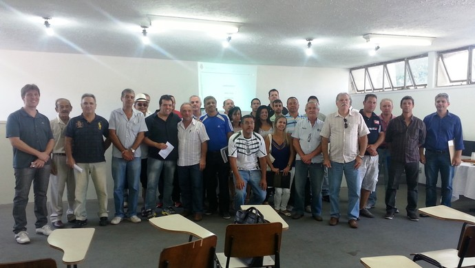 Clubes Juiz de Fora (Foto: Rafaela Borges)