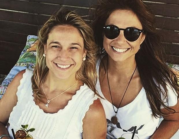 Fernanda Gentil e Priscila Montandon  (Foto: Fernanda Gentil e Priscila Montandon )