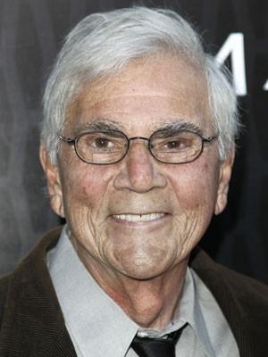O ator americano Alex Rocco, de 'O poderoso chefão' (1972), em foto de 20 de março de 2012 (Foto: Matt Sayles/AP)