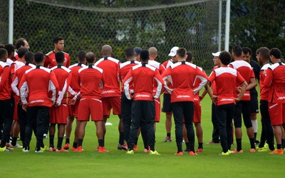 Treino São Paulo (Foto: site oficial / saopaulofc.net)