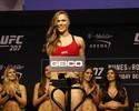 Salário de Ronda Rousey representou 64% do valor total pago no UFC 207