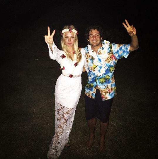 Alexandre Pato e Fiorella Matheis (Foto: Instagram / Reprodução)