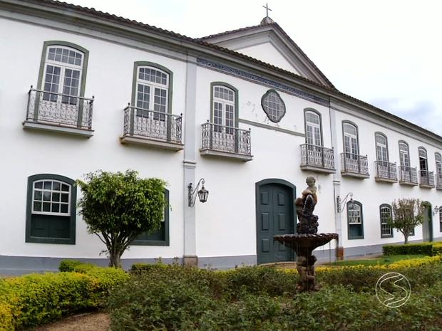 Fazenda do Vale do Café (Foto: Reprodução/TV Rio Sul)