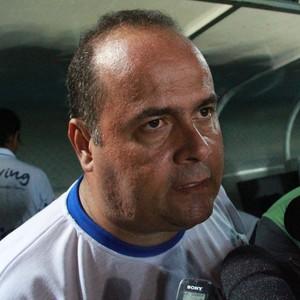 """""""A gente estava criando e não estava fazendo os gols"""", disse Olavo Dantas, ao cobrar mais precisão da equipe (Foto: Marcos Dantas)"""
