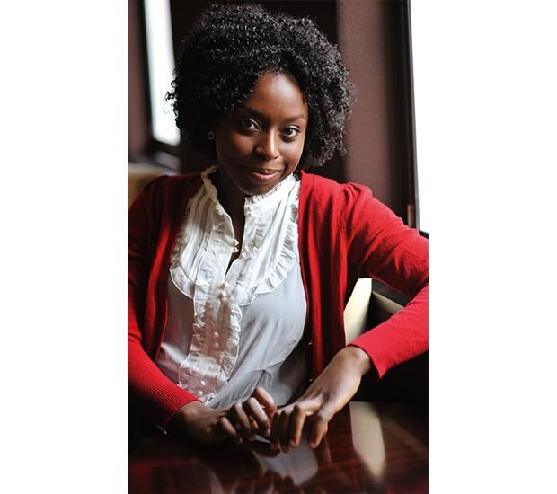 Chimamanda Ngozi (Foto: Eyevine (Frantzesco Kangaris))