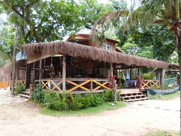 Quiosque da Bibiana (Foto: Vila dos Ventos)