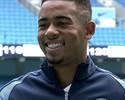 Gabriel Jesus começa arrebentando no Manchester City