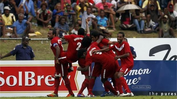 Seleção do Taiti (Foto: Fifa / Divulgação)