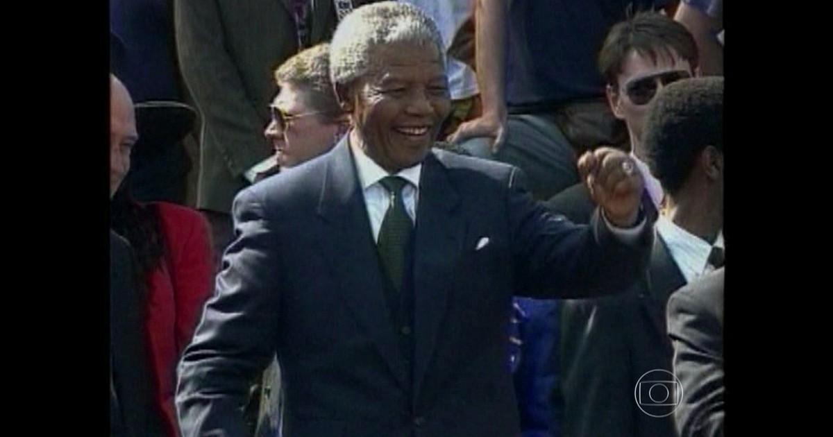 Mandela ensinou mundo a lutar pela humanidade, diz movimento negro