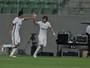 Corinthians vence, afunda mais o América-MG e cola no líder Palmeiras