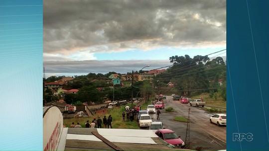Presos da delegacia de Arapoti se rebelam e fazem agente carcerário refém