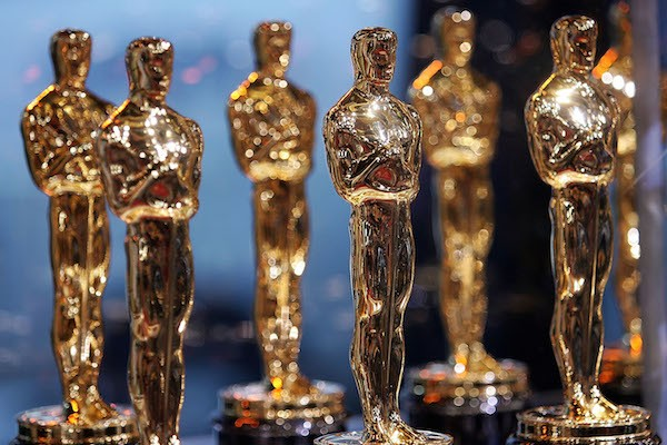 As estatuetas do Oscar (Foto: Getty Images)