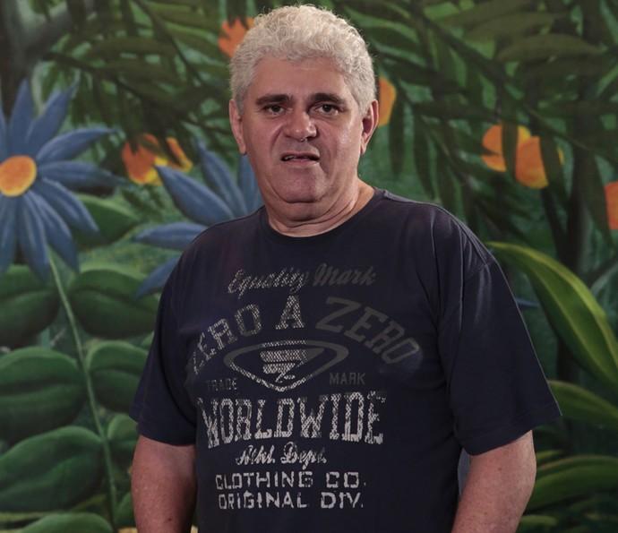 Batoré interpretou o secretário de segurança Queiroz, em 'Velho Chico' (Foto: Felipe Monteiro/ Gshow)
