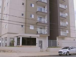 Decisões são feitas por moradores através de assembleia, diz sindico (Foto: Reprodução/TV TEM)