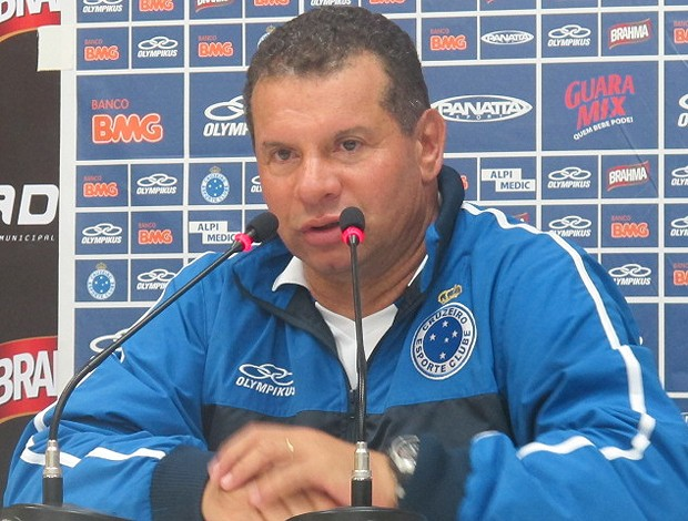 Celso Roth, Cruzeiro (Foto: André Casado / Globoesporte.com)