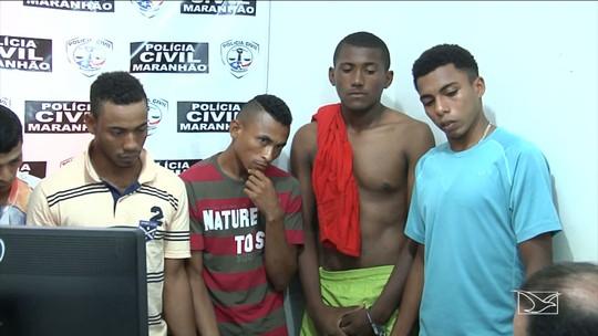 Quadrilha suspeita de roubos é presa em Codó, MA