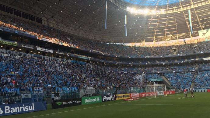 Arena Grêmio Gre-Nal (Foto: Diego Guichard/GloboEsporte.com)