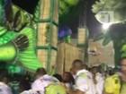 Viradouro e Porto de Pedra brilham no 1º dia de desfiles da Série A no Rio