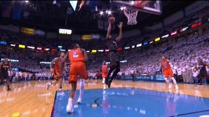 Melhores momentos: Houston Rockets 113 x 109 Oklahoma City Thunder pela NBA