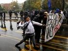 Estudantes chilenos voltam às ruas por reforma na educação
