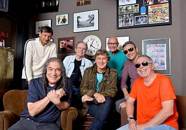 Encontro Marcado - show (Foto: Paulo Ty)
