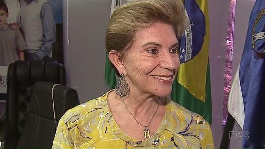 Pela 1ª vez, Ponta Grossa tem uma mulher no comando da prefeitura